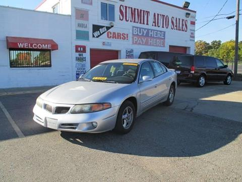 2002 Pontiac Bonneville for sale in Pontiac, MI