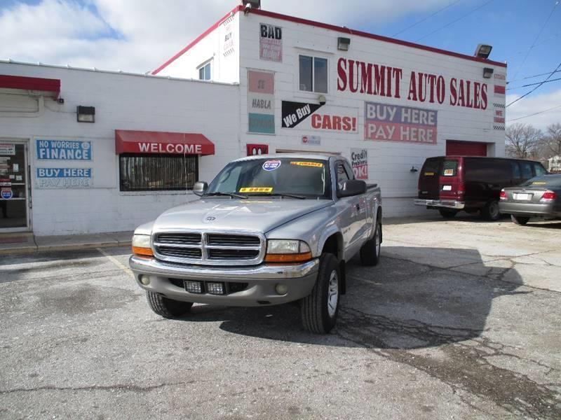 2002 Dodge Dakota car for sale in Detroit
