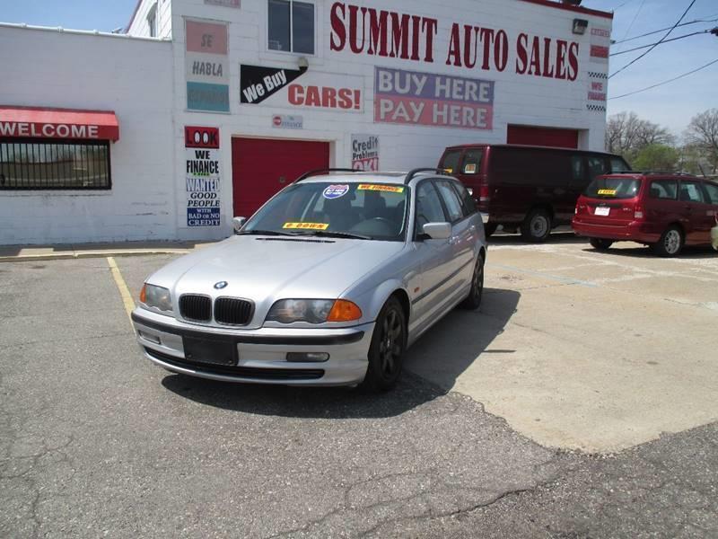 2000 BMW 3 Series for sale at Summit Auto Sales Inc in Pontiac MI