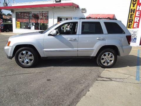 2008 Jeep Grand Cherokee for sale at Summit Auto Sales Inc in Pontiac MI