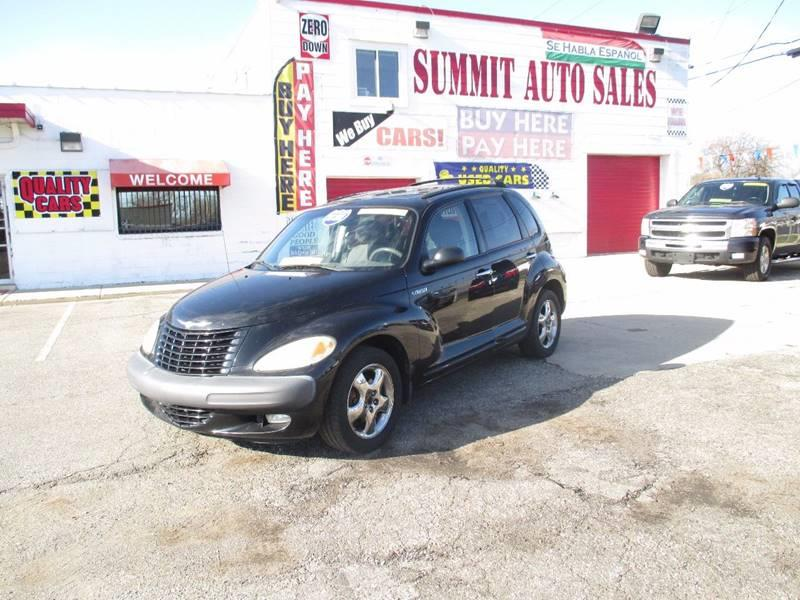 2001 Chrysler Pt Cruiser car for sale in Detroit