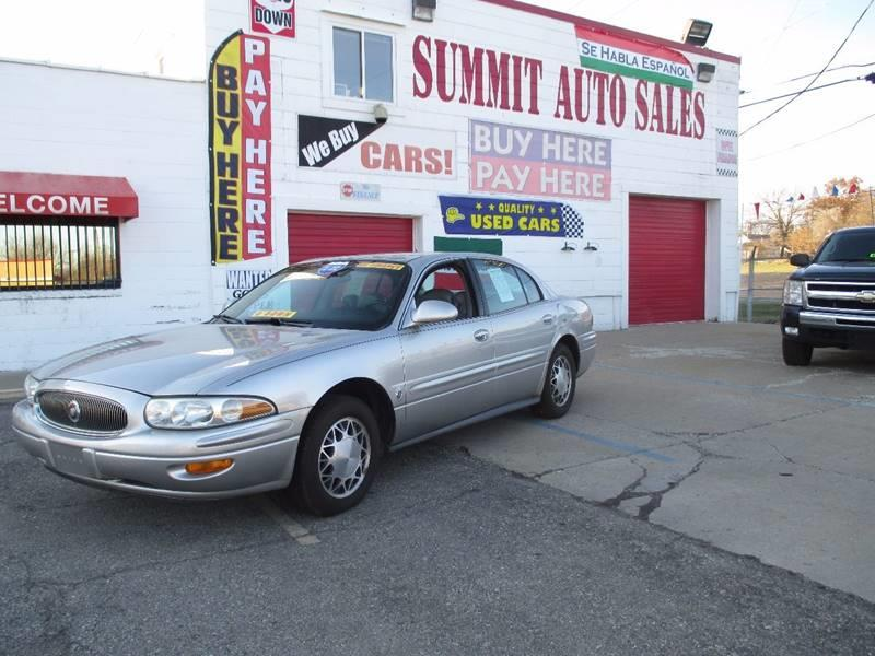 2004 Buick Lesabre car for sale in Detroit