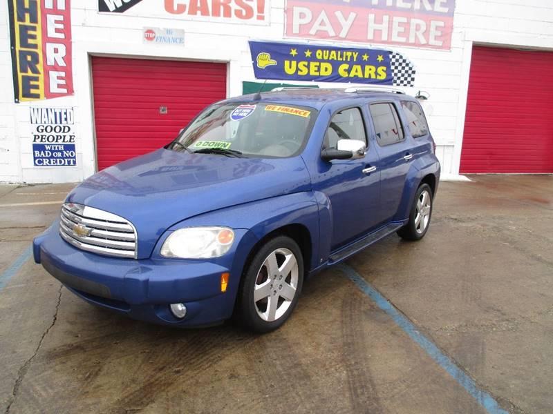 2006 Chevrolet Hhr car for sale in Detroit