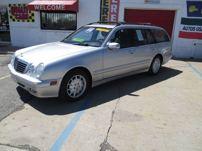 2000 Mercedes-Benz E-class car for sale in Detroit