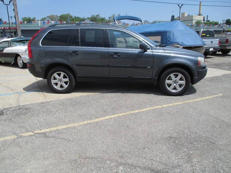 2006 Volvo Xc90 car for sale in Detroit