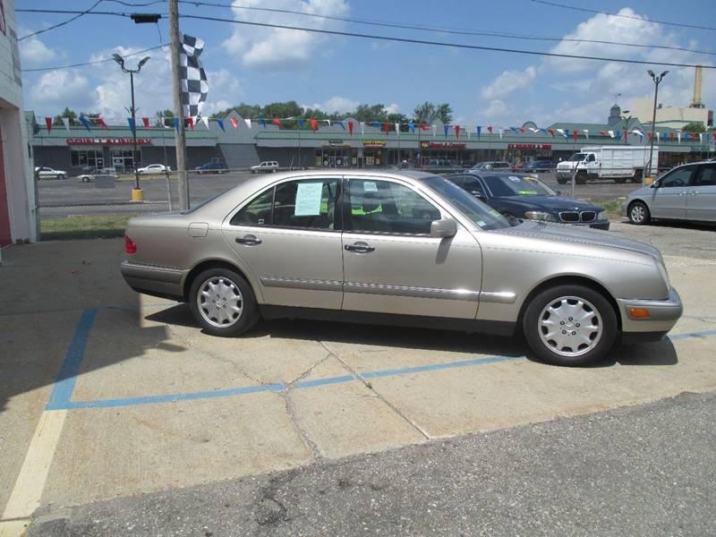 1997 Mercedes-Benz E-class car for sale in Detroit
