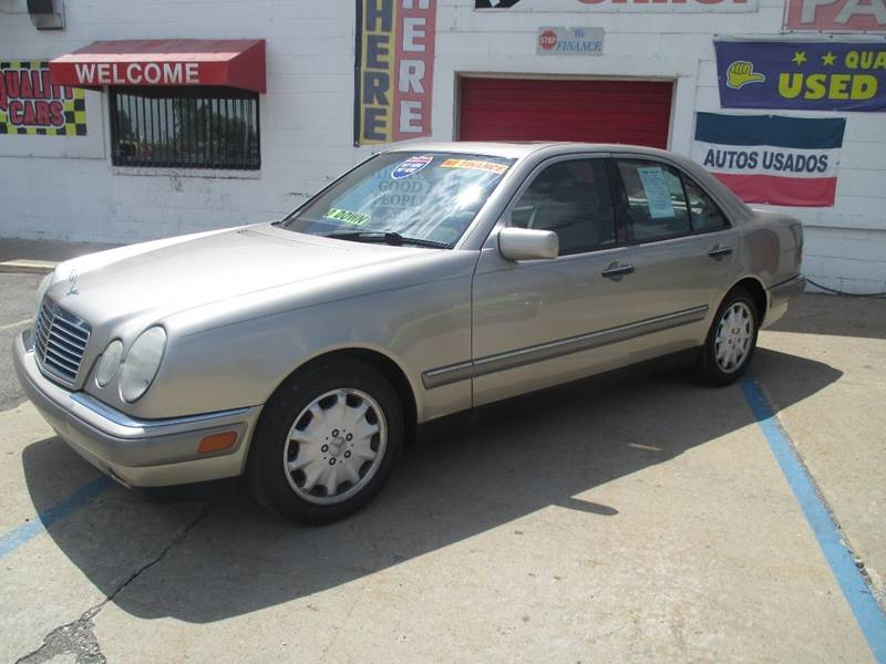 1997 Mercedes-Benz E-class car for sale in Detroit