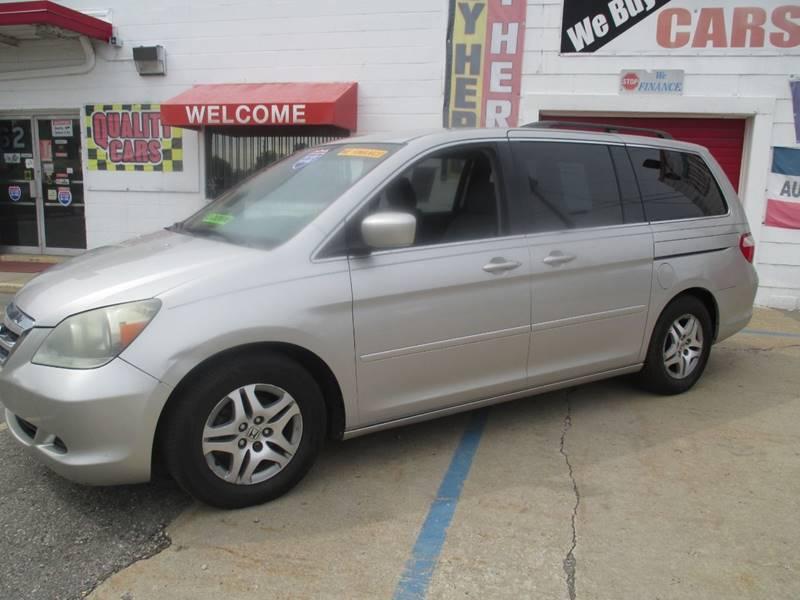 2006 Honda Odyssey car for sale in Detroit