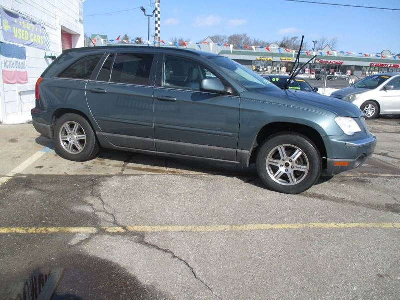 2007 Chrysler Pacifica car for sale in Detroit
