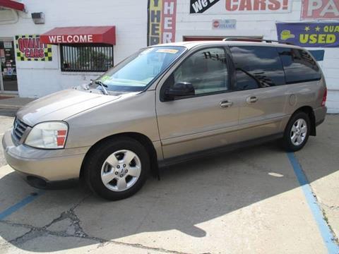 2004 Ford Freestar for sale in Pontiac, MI