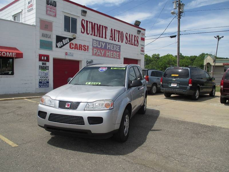 2007 Saturn Vue  Miles 0Color Silver Stock 6917 VIN 5GZCZ33D17S825450