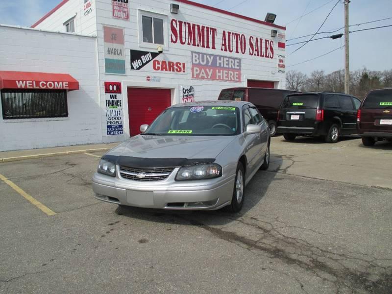 2005 Chevrolet Impala  Miles 0Color Silver Stock 6975 VIN 2G1WH52K359133548