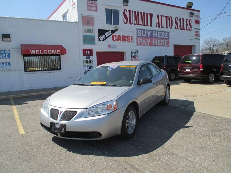 2006 Pontiac G6  Miles 0Color Silver Stock 6993 VIN 1G2ZF55B464241966