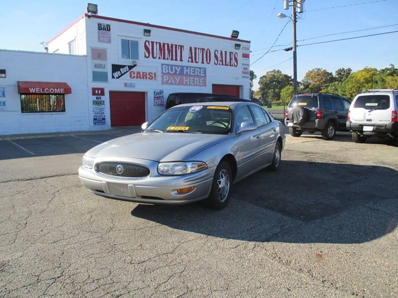 2004 Buick Lesabre  Miles 0Color Silver Stock 7007 VIN 1G4HR54K844151924