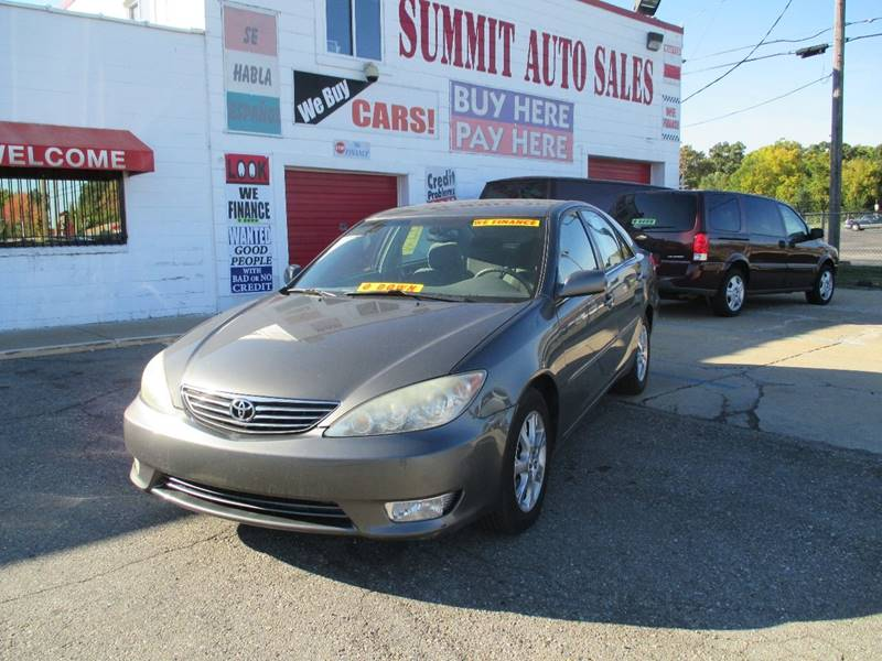 2005 Toyota Camry  Miles 0Color Gray Stock 7015 VIN 4T1BE32K25U965268