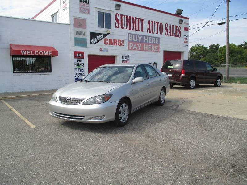 2002 Toyota Camry  Miles 0Color Silver Stock 7016 VIN 4T1BE32K42U540288
