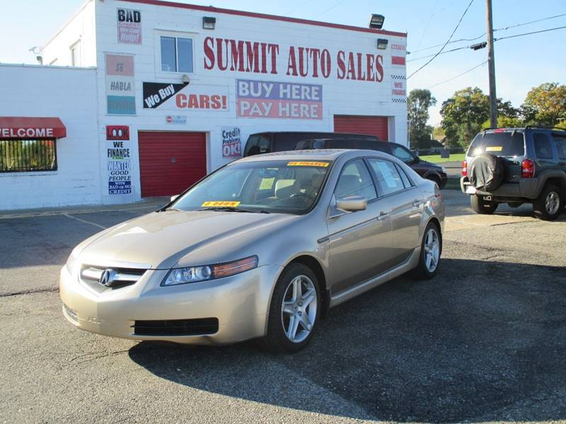 2005 Acura Tl  Miles 0Color Tan Stock 7019 VIN 19UUA66265A054349