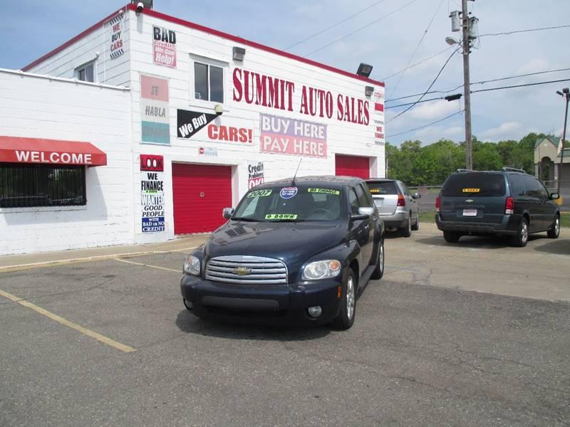 2007 Chevrolet Hhr  Miles 0Color Blue Stock 6956 VIN 3GNDA23D17S587926