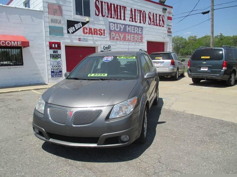 2005 Pontiac Vibe  Miles 0Color Gray Stock 6963 VIN 5Y2SL63835Z444545