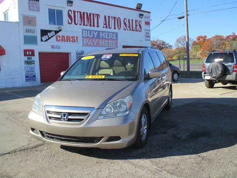 2007 Honda Odyssey  Miles 0Color Gold Stock 7022 VIN 5FNRL38427B423391