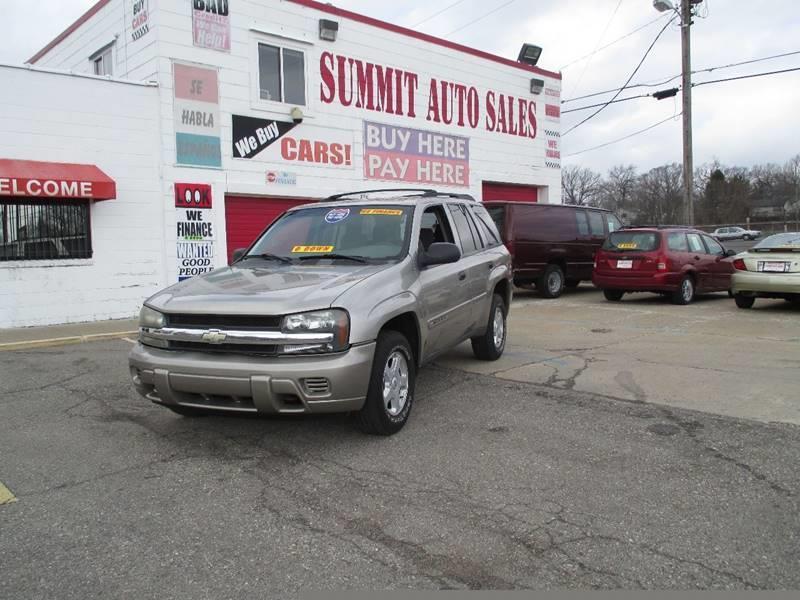 2002 Chevrolet Trailblazer  Miles 0Color Gray Stock 7047 VIN 1GNDT13S222238135