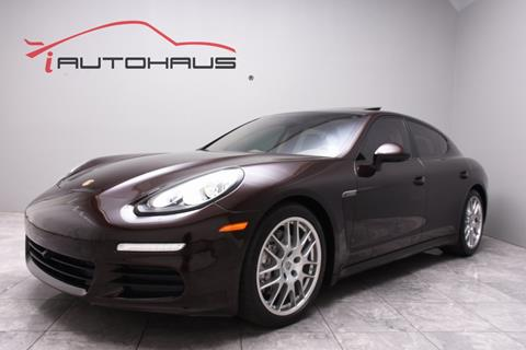 2014 Porsche Panamera for sale in Tempe, AZ