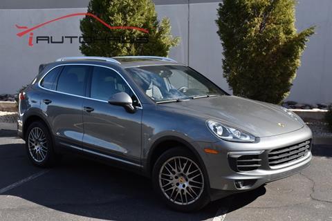 2016 Porsche Cayenne for sale in Tempe, AZ