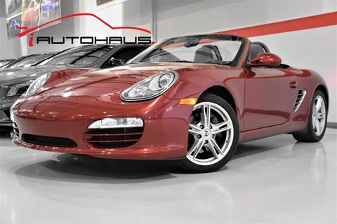 2011 Porsche Boxster for sale in Tempe, AZ