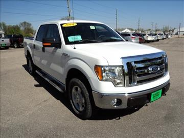 2010 Ford F-150 for sale at Unzen Motors in Milbank SD
