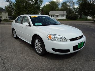 2014 Chevrolet Impala Limited for sale at Unzen Motors in Milbank SD