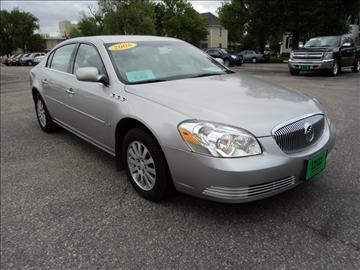 2006 Buick Lucerne for sale at Unzen Motors in Milbank SD