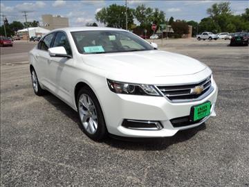 2017 Chevrolet Impala for sale at Unzen Motors in Milbank SD