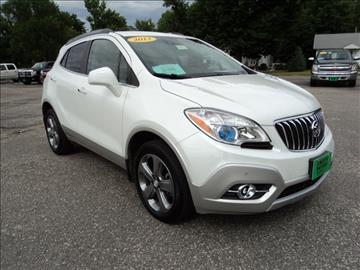 2013 Buick Encore for sale at Unzen Motors in Milbank SD