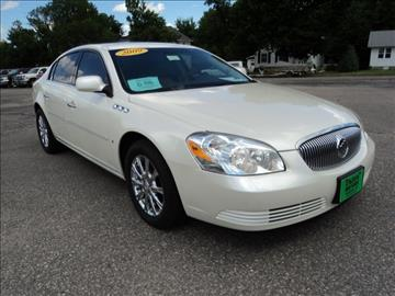 2009 Buick Lucerne for sale at Unzen Motors in Milbank SD