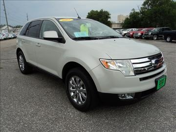 2007 Ford Edge for sale at Unzen Motors in Milbank SD