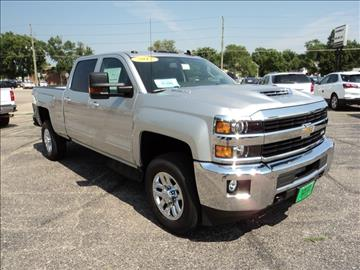 2017 Chevrolet Silverado 2500HD for sale in Milbank, SD