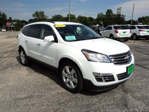2017 Chevrolet Traverse for sale in Milbank, SD