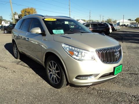 2014 Buick Enclave for sale at Unzen Motors in Milbank SD