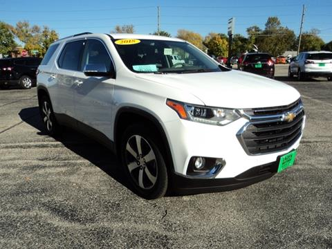 2018 Chevrolet Traverse for sale in Milbank, SD