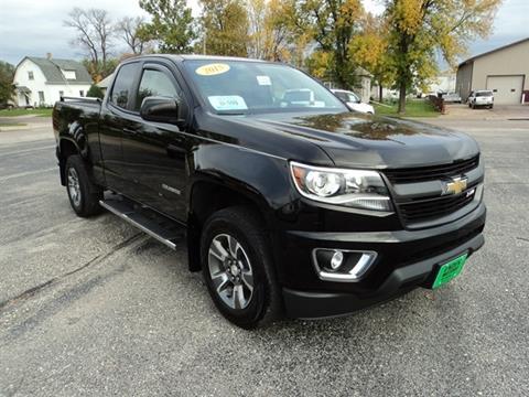 2015 Chevrolet Colorado for sale at Unzen Motors in Milbank SD