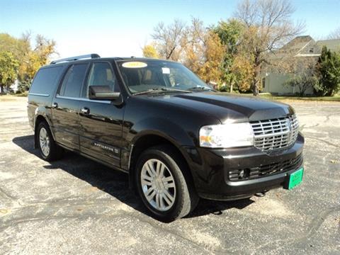2012 Lincoln Navigator L for sale in Milbank, SD