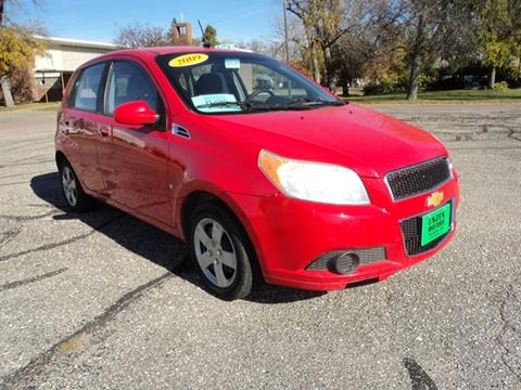 2009 Chevrolet Aveo for sale in Milbank, SD