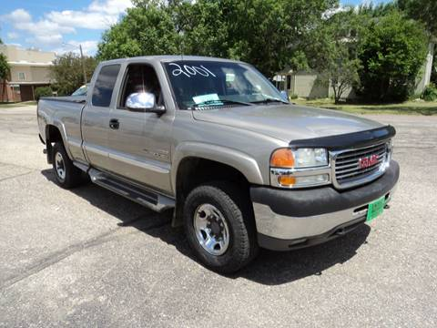 2001 GMC Sierra 2500HD for sale in Milbank, SD