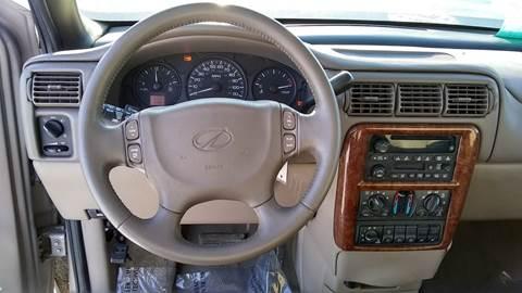 2004 Oldsmobile Silhouette