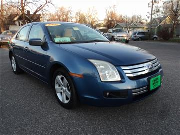 2009 Ford Fusion for sale in Milbank, SD