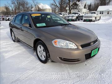 2007 Chevrolet Impala for sale at Unzen Motors in Milbank SD