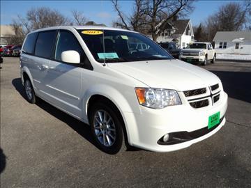 2013 Dodge Grand Caravan for sale at Unzen Motors in Milbank SD