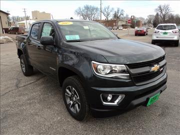 2017 Chevrolet Colorado for sale at Unzen Motors in Milbank SD