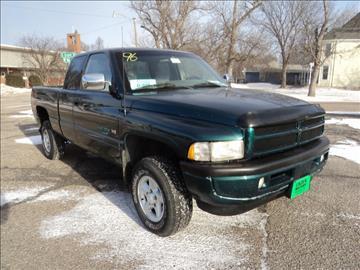 1996 Dodge Ram Pickup 1500 for sale at Unzen Motors in Milbank SD