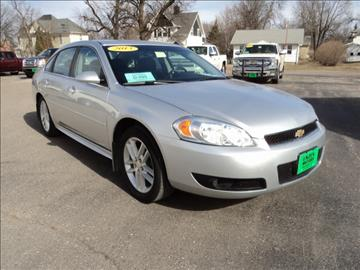 2013 Chevrolet Impala for sale at Unzen Motors in Milbank SD